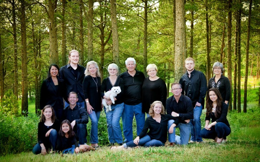Nailing Your Large Family Group Photos