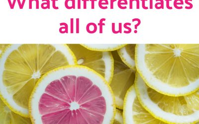 What Differentiates All of Us?